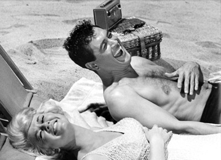 Rock Hudson e Doris Day
