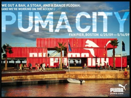 Puma City Boston
