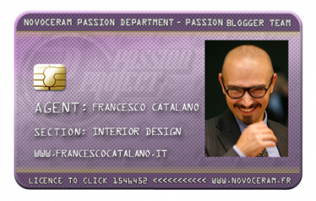 Francesco Catalano - Passion Blogger Card