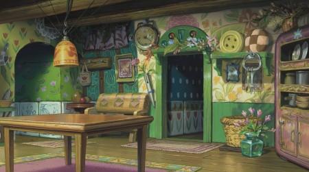 Arrietty Prendinprestito regia Hiromasa Yonebayashi