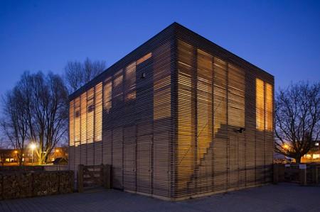 Architetti olandesi: ovile di Almere (Olanda)