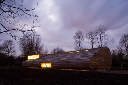 Architetti olandesi: ovile di Almere (Olanda) by Studio 70f