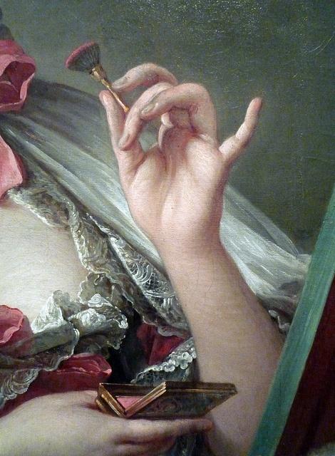 Mancinismo: mani nell'arte di François Boucher