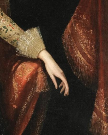 Mancinismo: mani nell'arte di Robert Peake