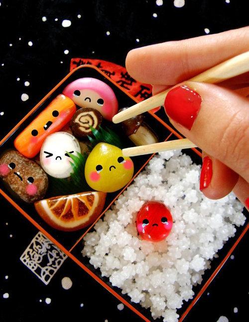 Kawaii style dal giappone il potere della cuteness for Cuscino sushi