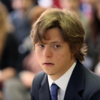 Gianluca Spaziani, ragazzo affetto da sindrome di Down laureato in Lettere all'Università di Palermo